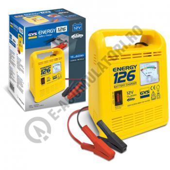 Incarcator traditional GYS ENERGY 126 cod 0232220