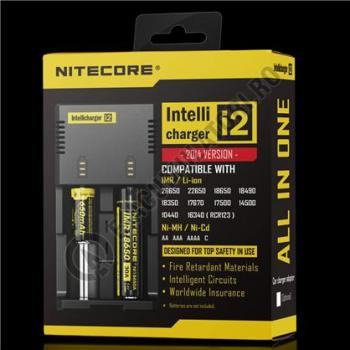 Incarcator Universal Inteligent NITECORE i2 ALL-IN-ONE, Li-Ion, Ni-Mh, Ni-Cd3
