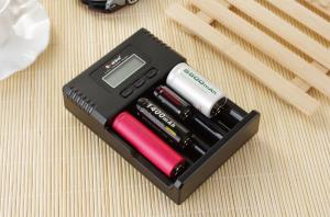 Incarcator Universal Powersave LCD Li-ion/NiMH/LiFePO4 pt 14500 18350 18650 26650 AA AAA C | H41