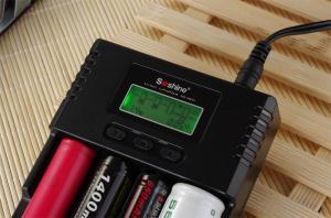 Incarcator Universal Powersave LCD Li-ion/NiMH/LiFePO4 pt 14500 18350 18650 26650 AA AAA C | H40
