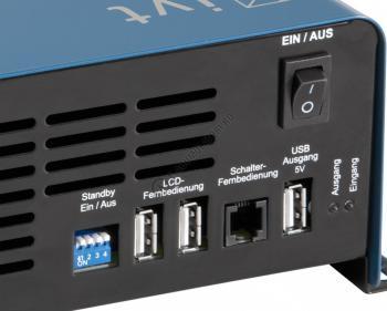 Invertor Digital IVT undă sinusoidală DSW-2000-Synchro/24 V cod 4301101