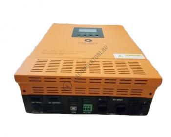 Invertor / Incarcator Xunzel Sinewave IXS-1000VA-800W-12V cu controller incarcare solara si cabluri IXS1000-124