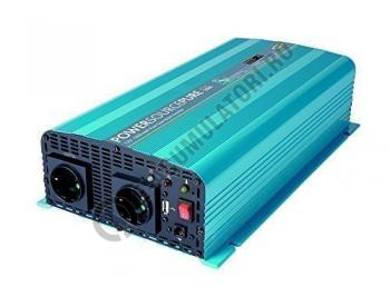 Invertor Profesional RING Pure Sine Wave 12V 1200W REINV1200P0