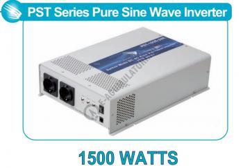 INVERTOR PROFESIONAL SAMLEX PST-150S-24E 1500W PUR SINUS DC/AC1