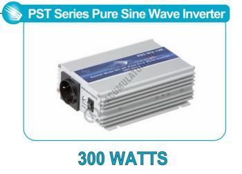 Invertor profesional SAMLEX PST-30S-12E 300W Pur Sinus DC/AC1