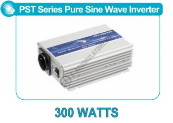 Invertor profesional SAMLEX PST-30S-24E 300W Pur Sinus DC/AC1
