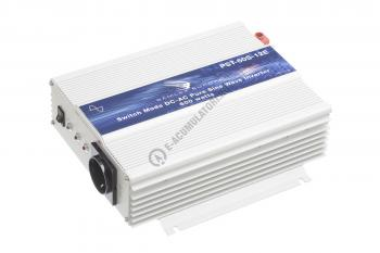 Invertor profesional SAMLEX PST-60S-12E 600W Pur Sinus DC/AC0