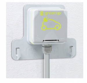 Kit priza pentru incarcare vehicule electrice Legrand Green'up 3.7kw IP550