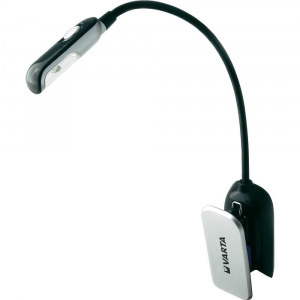 Lampa de citit Varta LED Book Light 2CR2032 166181