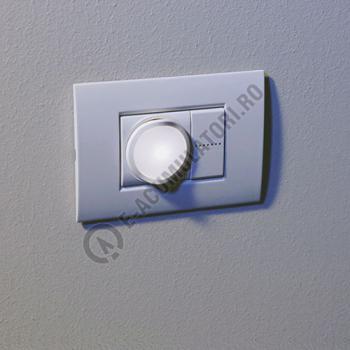 Lampa de veghe Legrand alb 0506782