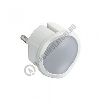 Lampa de veghe Legrand alb 0506780
