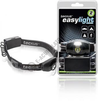 Lanterna frontala Tecxus EasyLight HL702