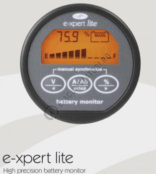 Minicalculator setare stare baterie TBS E-Xpert LITE0