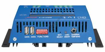 MPPTplus IVT controler solar 30A cod 2000371