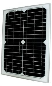 Panou fotovoltaic monocristalin WW20Max 4Sun 20W0