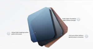 Panou fotovoltaic Sunpower Maxeon 3 - 400Wp SPR-MAX3-4003