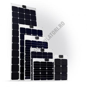 Panou solar fotovoltaic SOLARPOWER HD 100W-12V XUNZEL cu cablu 3+3M SPHD100120