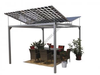 Pavilion Toskana 1.26 kWp0