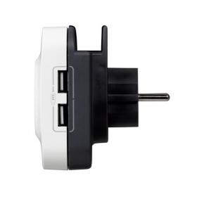 Priza de curent + doua incarcatoare USB integrate 6946711