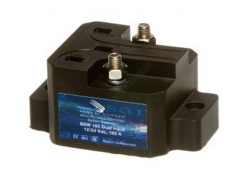 Separator automat de incarcare baterii 12/24V SAMLEX cod BSW 160 DUAL1