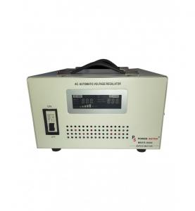 Stabilizator de tensiune cu servomotor Power Sistem 5000VA/4000W MSER-50000