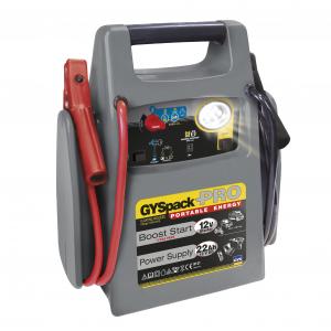 Robot pornire portabil si sursa alimentare GYSPACK PRO 0261550