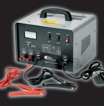 Starter si Incarcator RING TradeCharge 12/24V 30A RCBT300