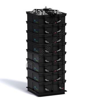 Baterii cu sare Aqueous Hybrid Ion S30-008F Aquion Energy0