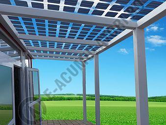 Terasa fotovoltaica LEA 2 640Wp0