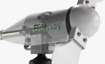 Turbina eoliana Bornay 600 W 12V 2 lame cu controller digital B600/122