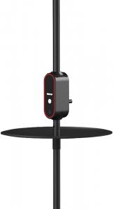 Umbrela fotovoltaica, Hanergy, 4 porturi USB, 38400mAh stocare, diametru 2,8m2