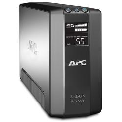 UPS APC Power-Saving Back-UPS Pro 550VA/330W, LCD Display BR550GI0