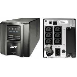 UPS APC Smart-UPS 750VA LCD 230V SMT750I1