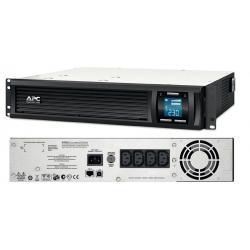 UPS APC Smart-UPS C 1000VA 2U Rack SMC1000I-2U1