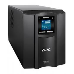 UPS APC Smart-UPS C 1000VA LCD 230V SMC1000I0