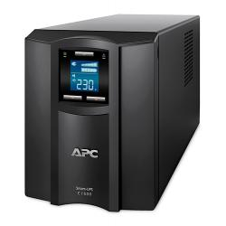 UPS APC Smart-UPS C 1500VA LCD 230V SMC1500I0