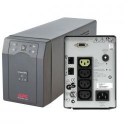 UPS APC Smart-UPS SC 420VA/230V SC420I2