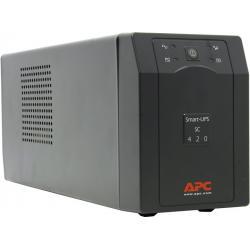 UPS APC Smart-UPS SC 420VA/230V SC420I0