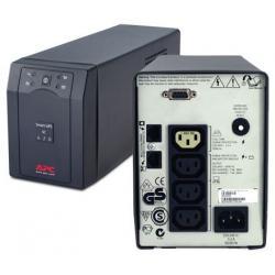 UPS APC Smart-UPS SC 620VA/230V SC620I1