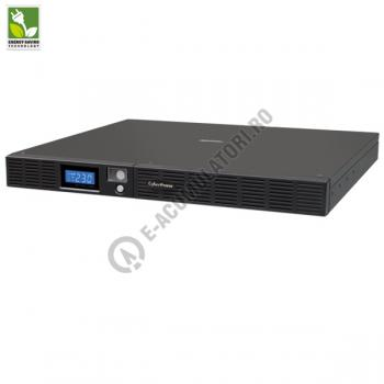 UPS rackabil Cyber Power OR1500ELCDRM1U Line-Interactive 1500VA 900W 1U rack space, LCD Display, 6 IEC OUTLETS, USB & Serial port4