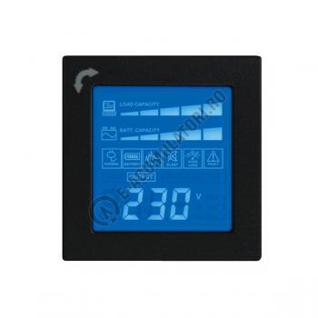 UPS Rackabil Cyber Power PR1000ELCDRT2U Line-Interactive 1000VA 700W AVR, LCD Display, 8 IEC OUTLETS, USB & Serial port4