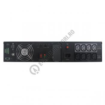 UPS Rackabil Cyber Power Professional SmartApp ON-Line Rack Mount OL1000ERTXL2U 1000VA 900W1