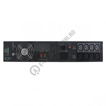UPS Rackabil Cyber Power Professional SmartApp ON-Line Rack Mount OL2000ERTXL2U 2000VA 1800W1