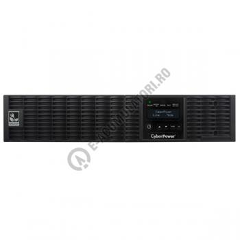 UPS Rackabil Cyber Power Professional SmartApp ON-Line Rack Mount OL2000ERTXL2U 2000VA 1800W0