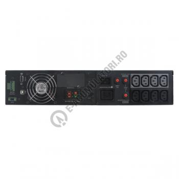 UPS Rackabil Cyber Power Professional SmartApp ON-Line Rack Mount OL3000ERTXL2U 3000VA 2700W1