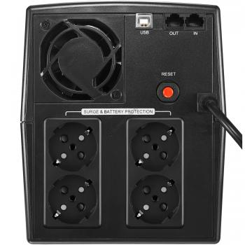 UPS Cyber Power UT2200E 2200VA 1320W AVR 4 x schuko outlets1