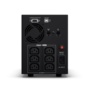 UPS Cyber Power VALUE2200EILCD Line-Interactive 2200VA 1320W AVR, LCD Display, 6 x IEC outlets, USB & Serial port1