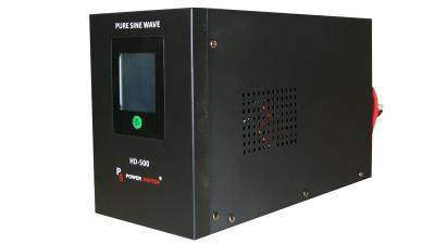 UPS pt Centrala Termica 500VA Sinus HD 400w Power Sistem + Acum. Rombat EFB 12 V 65 Ah0