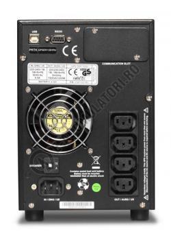 UPS Riello Sentinel Pro SEP 2200 On Line Dubla Conversie 2200VA 1760W1