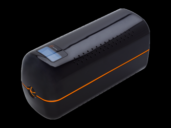 UPS Tuncmatik Digitech Pro 1200VA Line-interactive,black IEC TSK17210